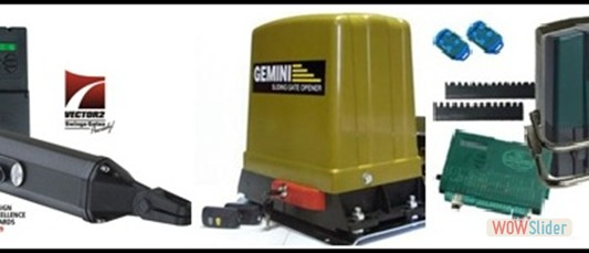 Repairs and services of gemini gate motors centurion for Best electric gate motors